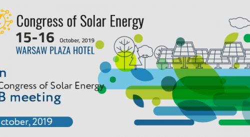 We invite you to the Solar Energy Congress