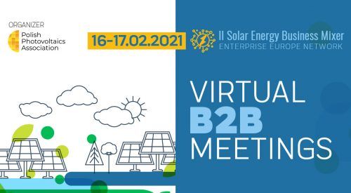 II Solar Energy Business Mixer – Online B2B Meetings