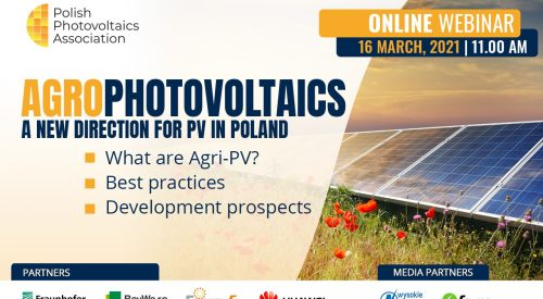 Agrophotovoltaics. A new direction for PV in Poland