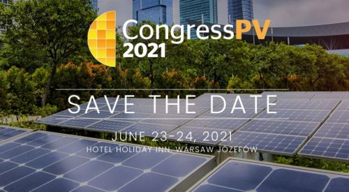 2nd Solar Energy Congress – early bird registration