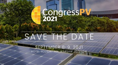 CongressPV postponed to September